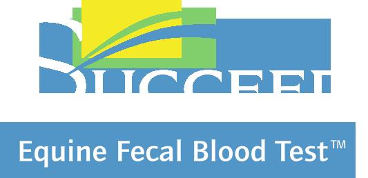 SUCCEED Equine Fecal Blood Test