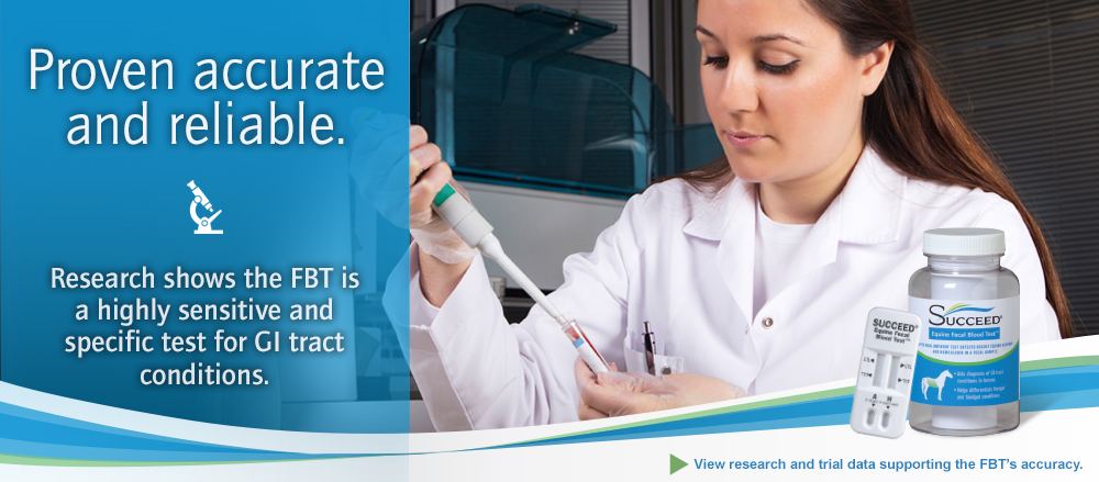 View research and trial data supporting the FBT's accuracy.